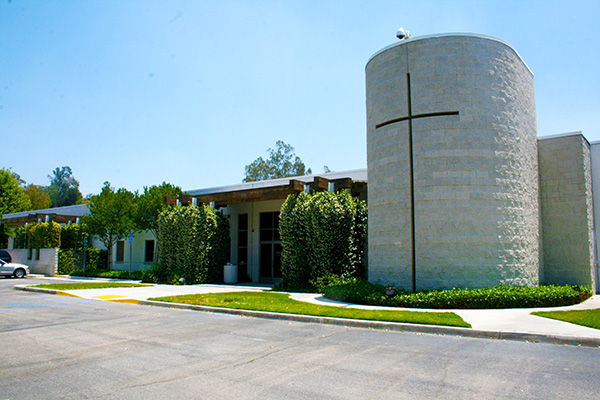 Diocesan Pastoral Center
