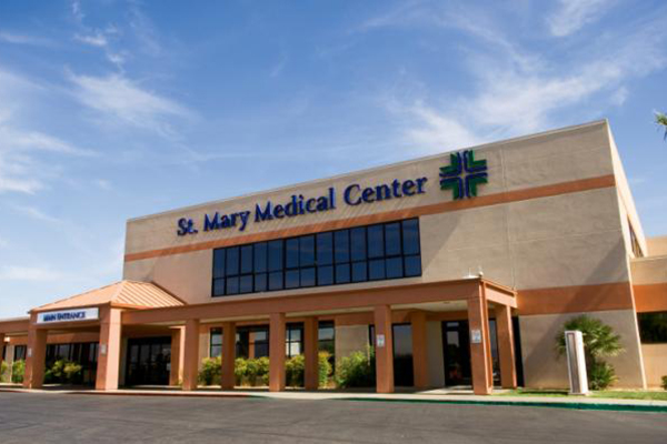 St. Mary Regional Medical Center
