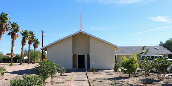 Our Lady of the Desert Mission