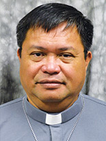 Rev. Manuel C. Jadraque Jr., M.S.P.